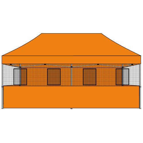 Food Vendor Tent 10x20