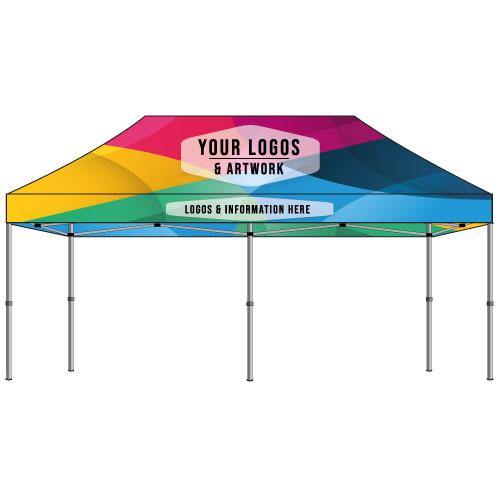 10x20 Custom Tent