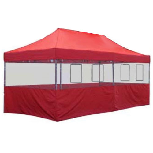 Food Vendor Tent Walls 10x20