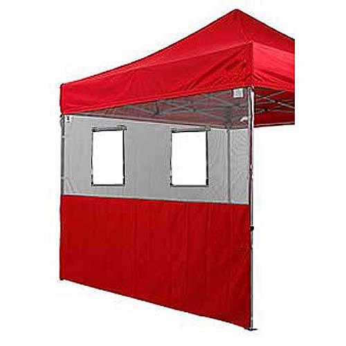 Food Vendor Tent Service Wall