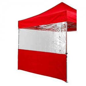 Food Vendor Tent Sidewall