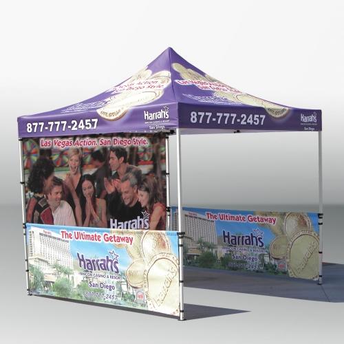 Custom Canopy Tent Graphics