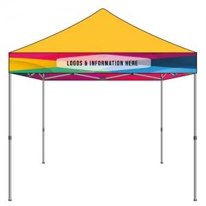 10x10 Custom Tent
