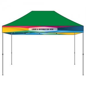 10x15 Custom Tent